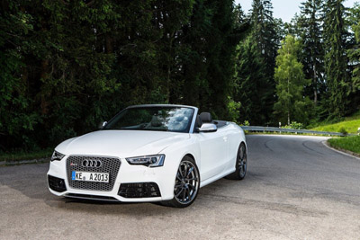 Audi RS5 Convertible от ABT Sportsline