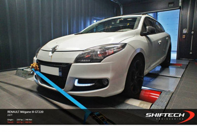 Shiftech Engineering добавил мощности Renault Megane GT 220 Estate