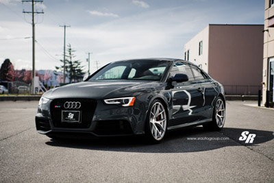 SR Auto Group доработал Audi RS5 Coupe