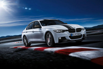 BMW 3-Series M Performance Edition - спецверсия для Африки
