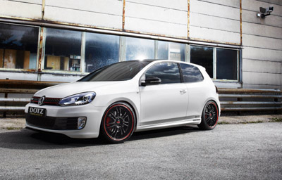 Volkswagen Golf GTI Edition 35 от Dotz Shift